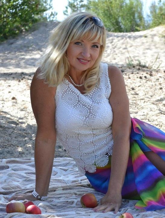 Ela (50) aus Breslau auf www.partnervermittlung-polnische-frauen.de (Kenn-Nr.: 600005)