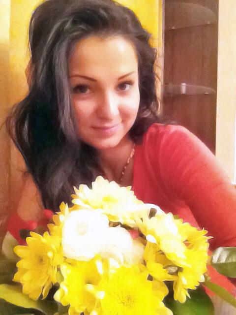 Inesa (34) aus Krakau auf www.partnervermittlung-polnische-frauen.de (Kenn-Nr.: 8306)