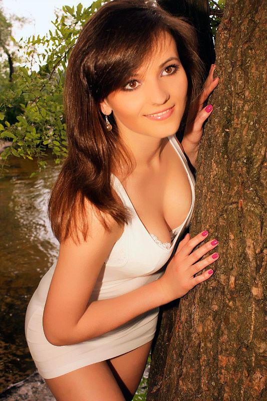 Auf Partnersuche: Dominika, eine Dame aus Polen - Partnervermittlung ...