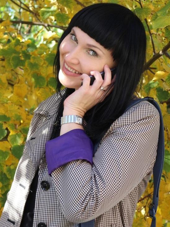 Elena (42) aus Poznan auf www.partnervermittlung-polnische-frauen.de (Kenn-Nr.: 8350)
