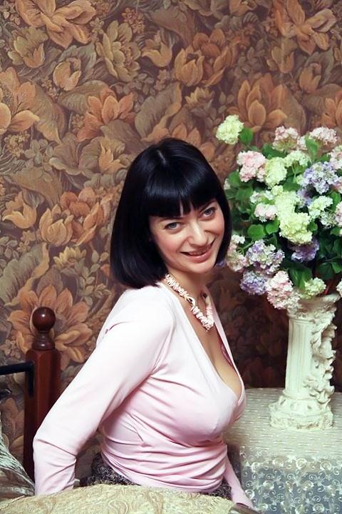 Nataliya (48) aus Krakau auf www.partnervermittlung-polnische-frauen.de (Kenn-Nr.: 8458)