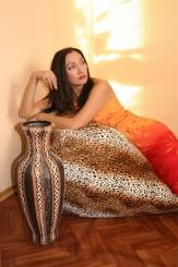 Florentyna (40) aus Krakau auf www.partnervermittlung-polnische-frauen.de (Kenn-Nr.: 8403)