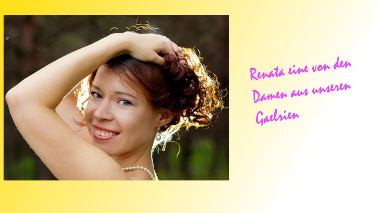 Renata Kontaktanzeige von Frauen aus Polen